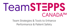 TeamSTEPPS logo french version