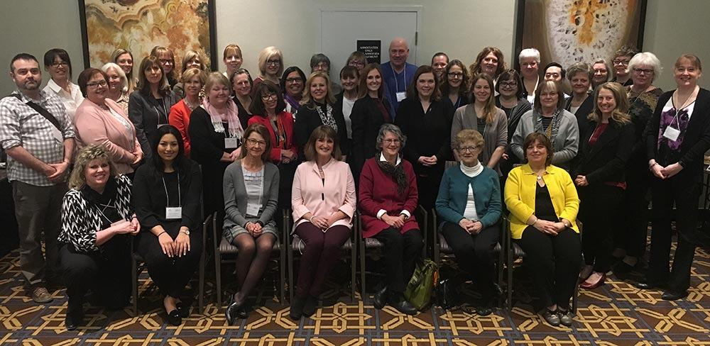 Canadian Patient Safety Institute-CASN Patient Safety in Nursing Stakeholder Forum on February 15, 2018 in Toronto, ON.